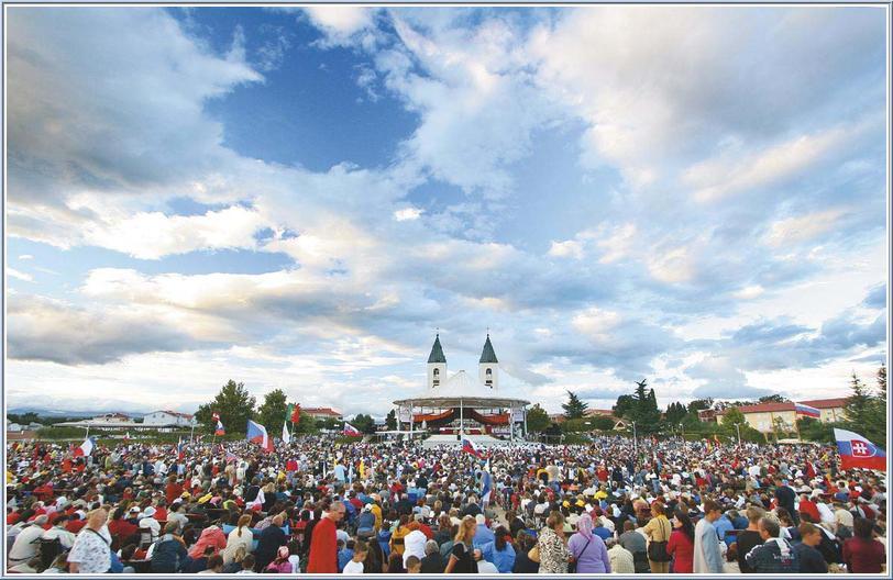 Medjugorje Jugendfestival