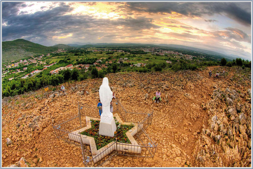 Community Nuovi Orizzonti (New Horizons) in Medjugorje