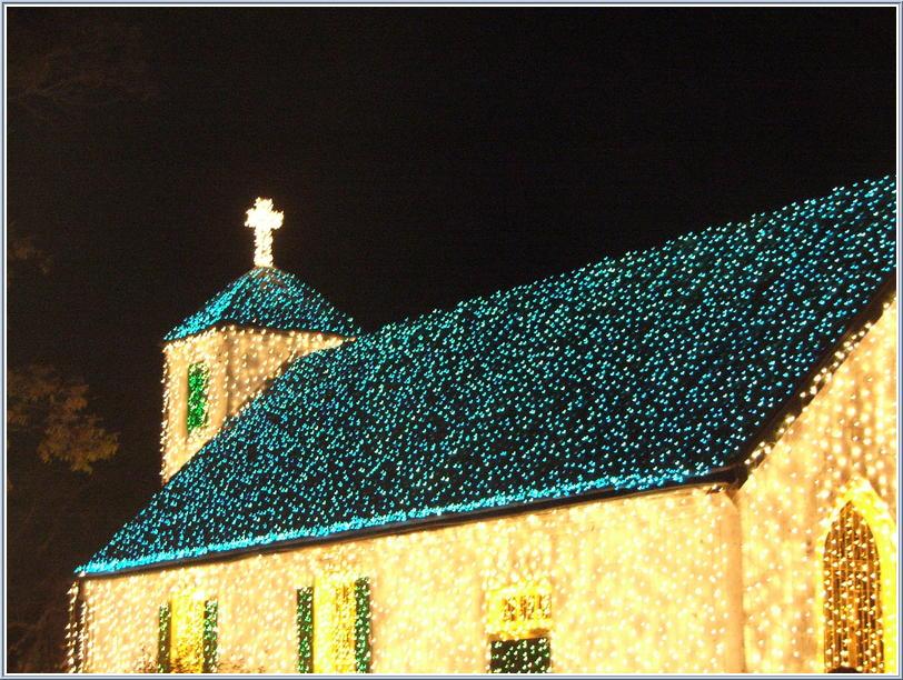 Jesus Christmas Tree
