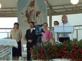 Figure 3 - Medjugorje visionaries (Left to right: Ivanka, Ivan, Marija, Jakov and Mirjana)