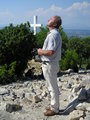 Staring at the sun in Medjugorje (illustration photo)