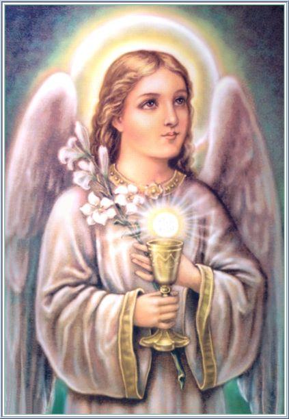 ملاك مهمة رسمية الارض