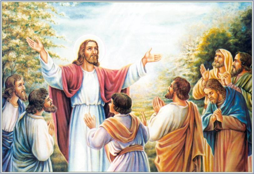 Иисус и праздники