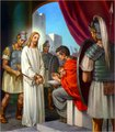 Christ before the Pilate