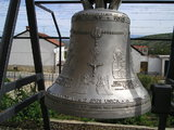 "The Bell at the ""International House of the Peace"""