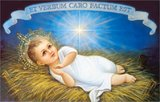Jesus Christ - Newborn Child