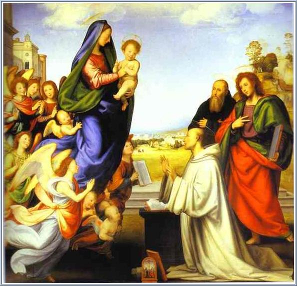 St. Bernard of Clairvaux - Un coeur enflammé pour Marie ...