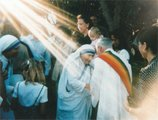 Deacon Embraced Unusual Apparition Blessed Mother