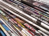 Newspapers (illustration photo)