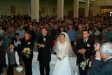 Vicka Ivankovic Mario Mijatovic Wedding Church