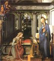 The Annunciation FRA FILIPPO LIPPI c. 1450