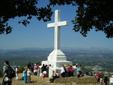 The Cross at Krizevac